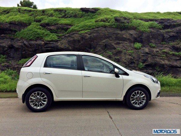Fiat Punto Evo India (1)