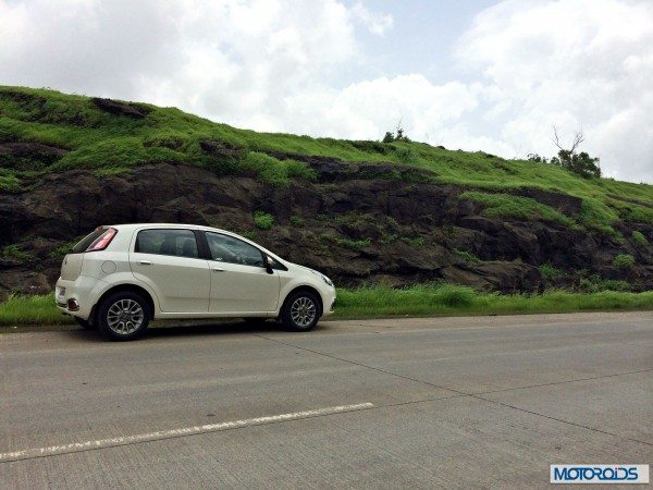 Fiat Punto Evo India (2)