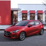 Mazda unveiles the new Mazda2