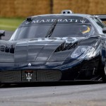 Video: Watch an extremely rare Maserati MC12 shrink the tarmac at Goodwood