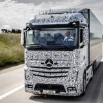 Mercedes Highway Pilot: Autonomous drive technology in long-distance trucks