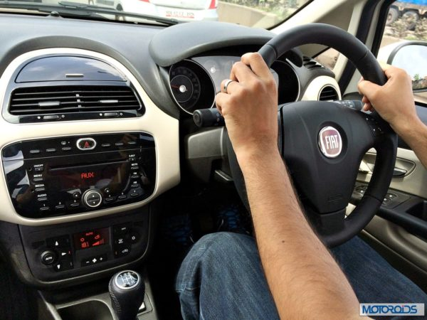 Punto Evo dashboard (2)