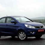 Image Gallery: Check out the all new Tata Zest in pictures!