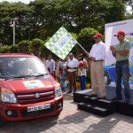 Maruti Suzuki women car rally takes over Pune!