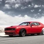 VIDEO: 2 Dodge Challenger SRT Hellcat cars do stereo burnouts