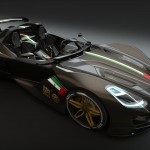 Dubai Roadster: An all-new 400bhp V8 Road Racer