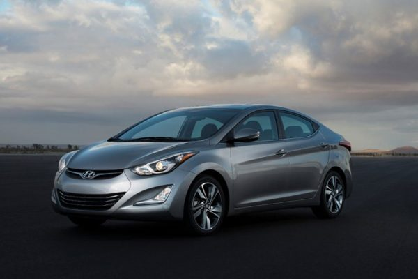 Hyundai sells its 10,000,000th Elantra