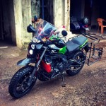 Project Invictus – ADVNinja650: Customised Ninja 650 for Dual Sport Adventure