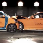 VIDEO: Daimler tests new Smart Fortwo by crashing it into S-Class