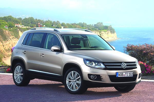 Next Gen Volkswagen Tiguan to get Seven-seater Variant