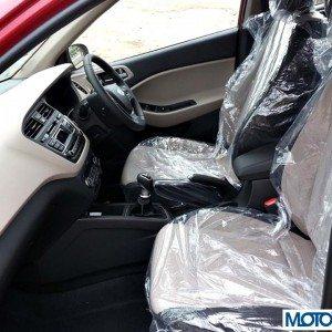 2014 Hyundai i20 interiors