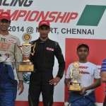 Tarun Reddy sweeps top spot at 2014 MMSC-FMSCI National Racing Championship