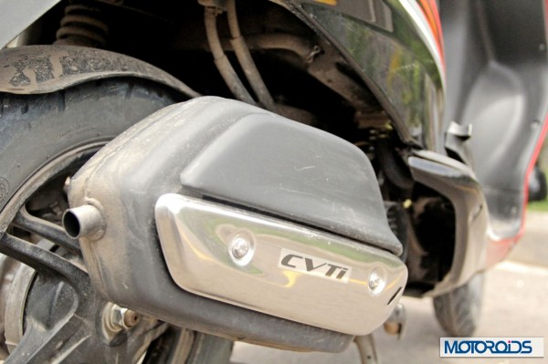 2014 TVS Wego exhaust (1)