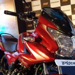 Live from launch: 2014 Bajaj Discover 150S and 150F