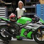 Kawasaki Ninja ZX-10R to attempt Land Speed Record