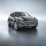 Porsche Cayenne Diesel Platinum launched in India at Rs 86.5 lakh