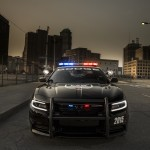 Dodge Charger 2015 gets cop version with 'Pursuit' tag