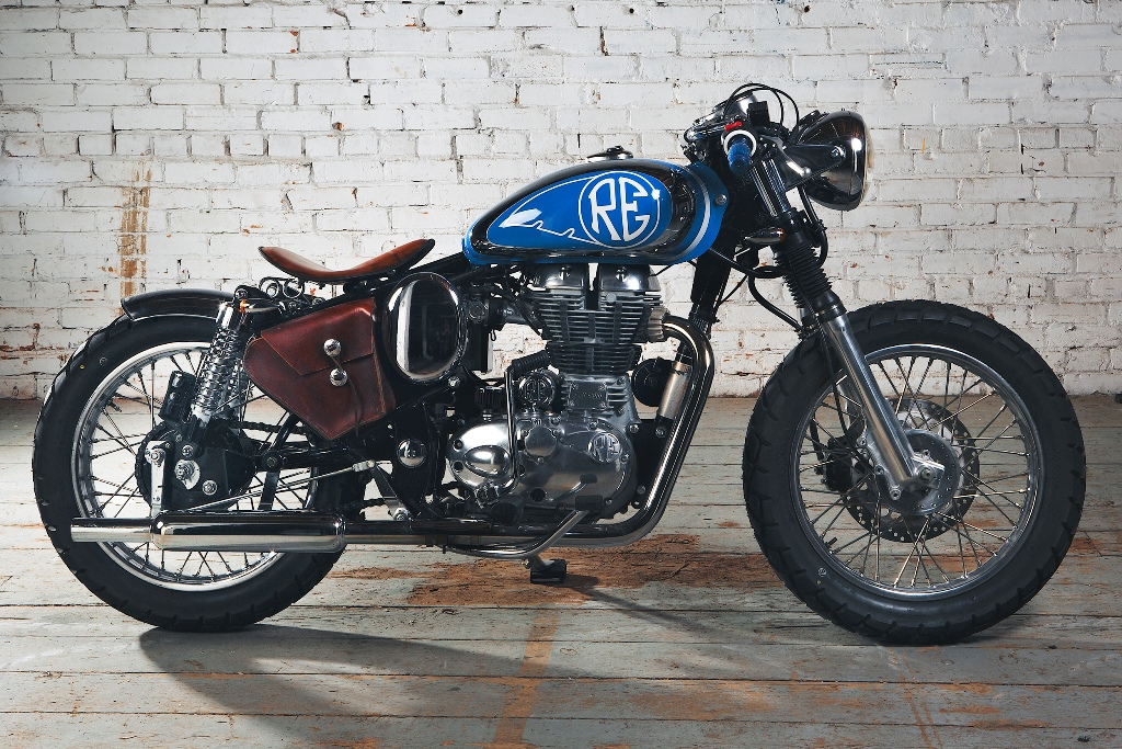 Build: Royal Enfield Beach Bobber