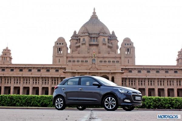 Hyundai Elite i20 still static (11)