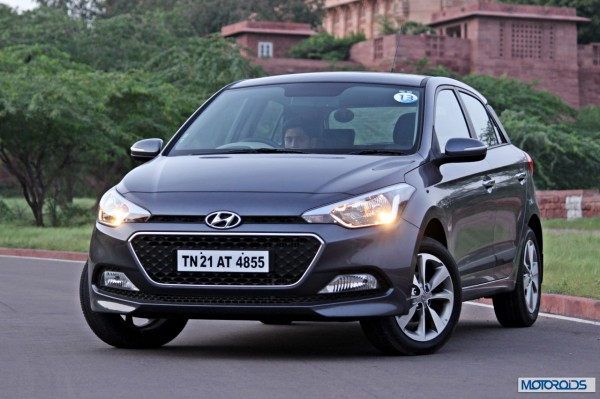 Hyundai Elite i20 still static (3)