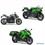 Which Kawasaki suits your needs? Z1000 vs Ninja 1000 vs ZX-10R