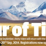 Royal Enfield Tour of Tibet 2014 Dates Announced; Details here