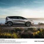 2015 Renault Espace debuts at Paris Motor Show