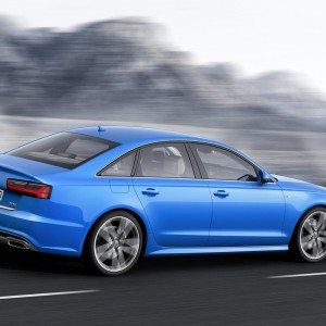 ... gallery below for more images of the 2015 Audi A6 face-lifted range