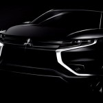 Mitsubishi Outlander PHEV Concept-S to be showcased at 2014 Paris Motor Show