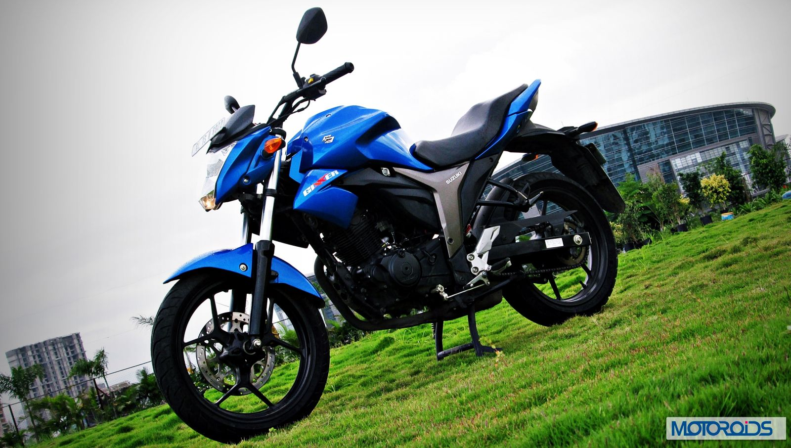 Suzuki Gixxer 155 Review : The Namesake