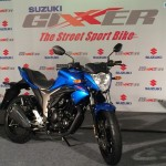 Official Release: Suzuki two-wheelers rolls out Gixxer 155