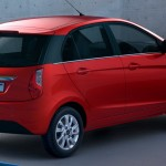 Tata Bolt's LED tail lamp glow pattern revealed