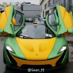 Check Out This Tacky McLaren P1 From China