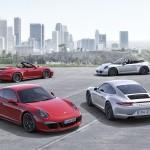 2015 Porsche 911 GTS Models break cover: Images and details