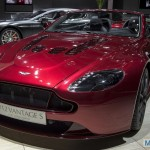 Aston Martin showcases two new models at Paris Motor Show