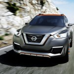 Nissan Kicks Concept: previews Brazil-specific compact SUV