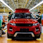 Jaguar Land Rover inaugurates its first overseas manufacturing facility in China