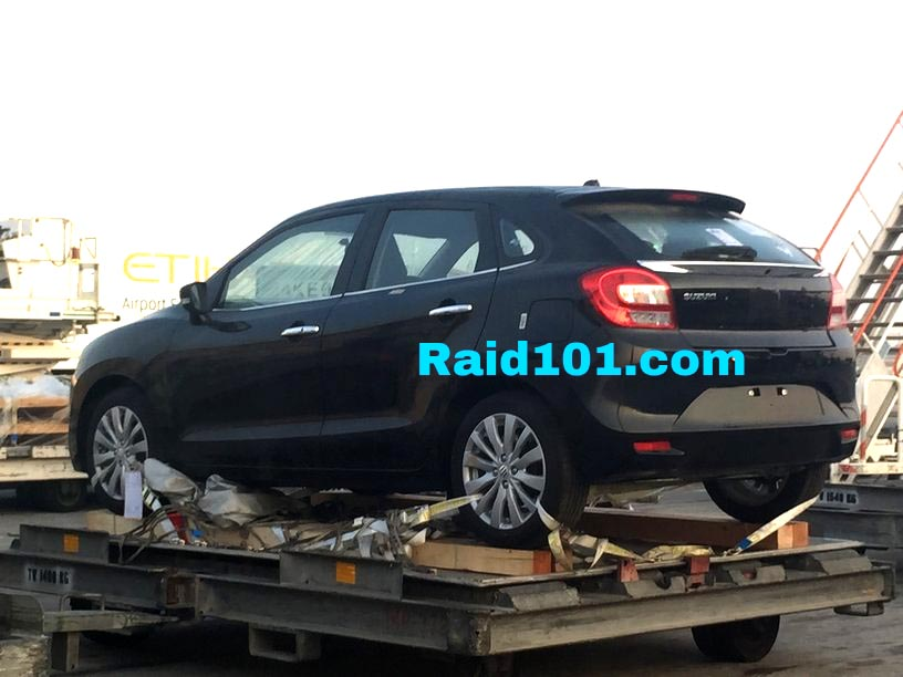 2015 Maruti YRA premium hatch-back fully revealed; Clear Images & Details