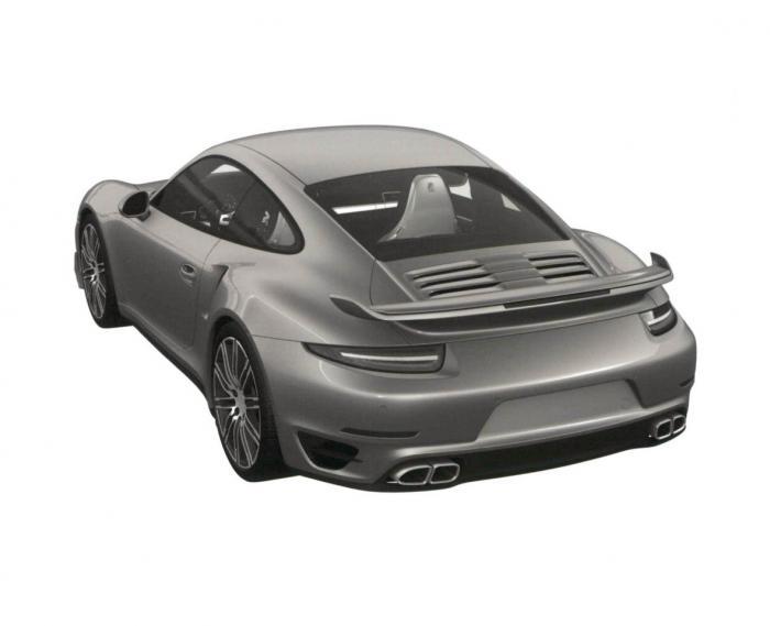 2015 - [Porsche] 911 Restylée [991] - Page 5 2015-Porsche-911-Turbo-1