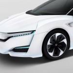 Honda FCV Concept revealed at LA: Hydrogen powered reality