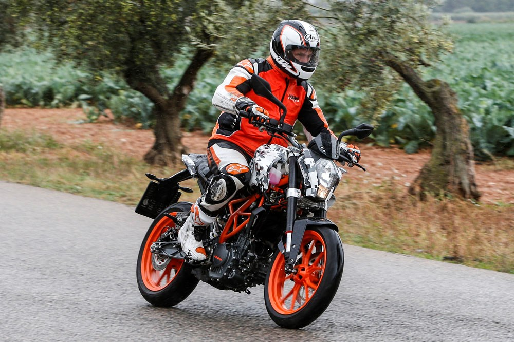 Here is how you can upgrade to the KTM Duke facelift within Rs 10,000