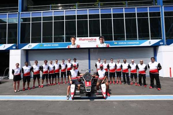 TAG Heuer Official Watch Supplier to Mahindra Racing Formula E team (3)