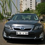 Toyota Camry Hybrid Review: Thrifty Indulgence