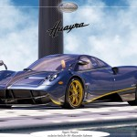 Breathtaking one-off Pagani Huayra 730 S unveiled