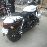 Gujarat Police to receive Harley-Davidson Street 750 and SuperLow motorcycles