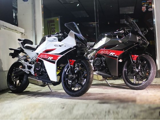 DSK to manufacture Hyosung Motorcycles in India