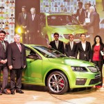 Skoda produces and sells one million vehicles for first time in a year