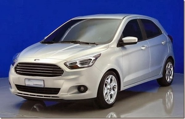 Upcoming cars 2015 Figo Hatchback