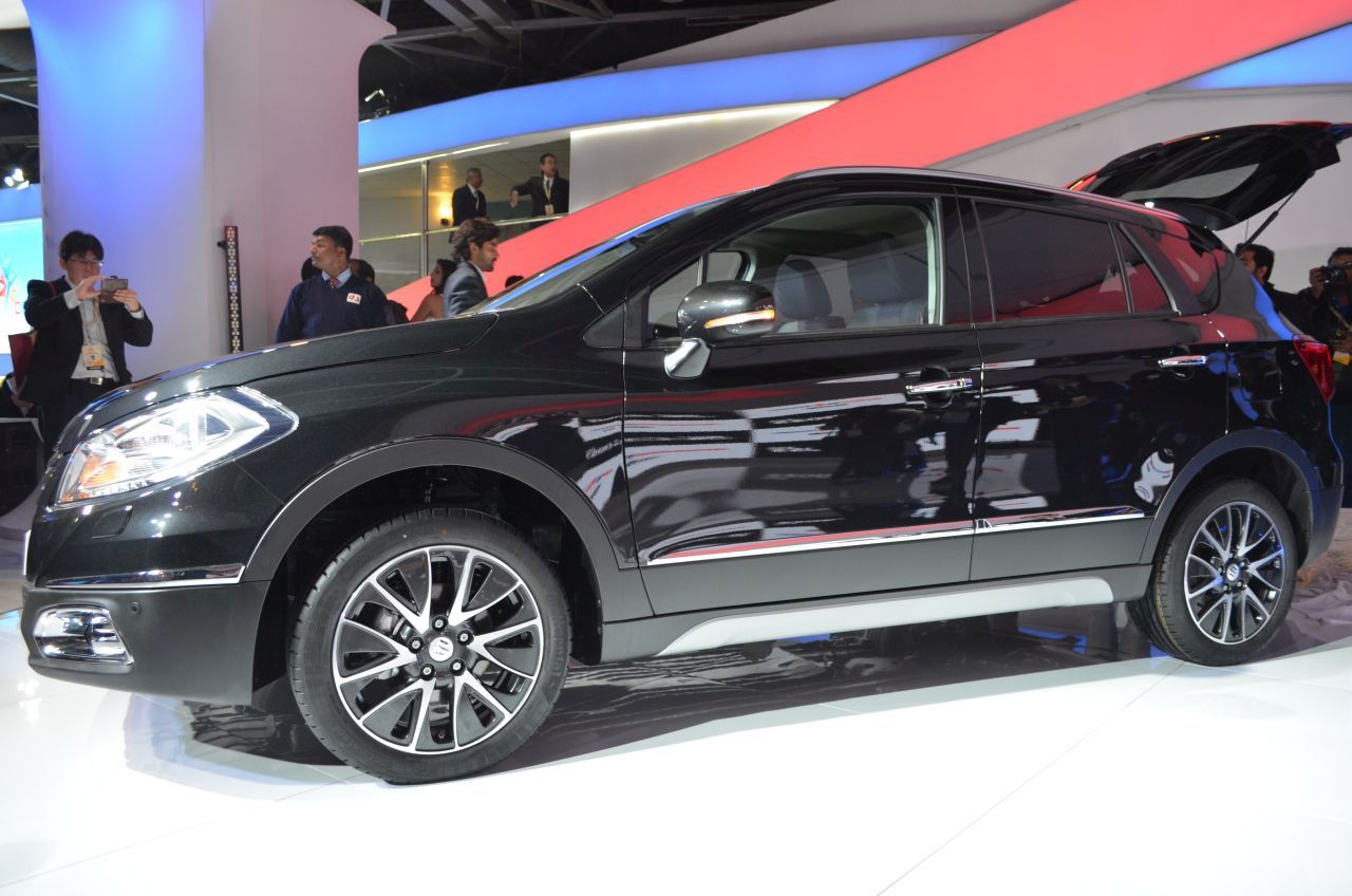 Upcoming cars 2015 Maruti S-Cross