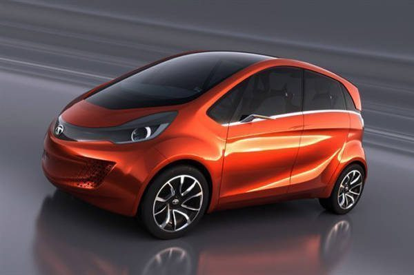 Upcoming cars 2015 Tata megapixel Kite